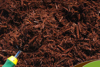 Mulch Brown 2 Cubic Ft