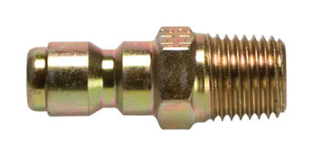 Forney 5500 psi Quick Coupler Male Plug
