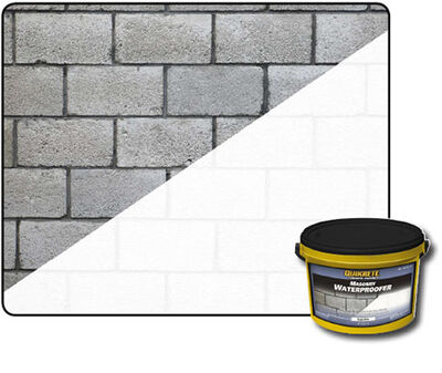 GAL QUIK MASONRY WATERPROOFER