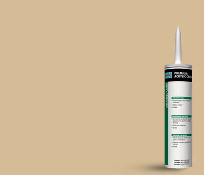 Caulk Grout Unsanded Toasted Almond