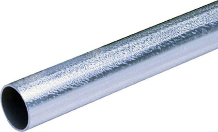 Allied Moulded 1-1/2 in. Dia. x 10 ft. L Electrical Conduit EMT Galvanized Steel