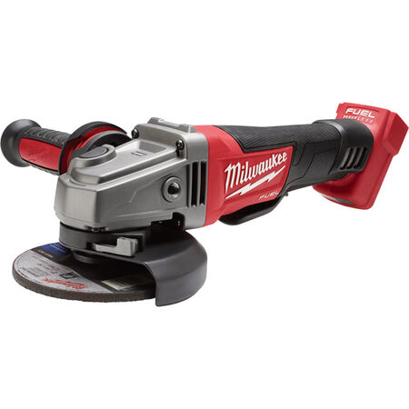 Milwaukee M18 Fuel Bare Tool 4-1/2 in. Dia. Small Angle Grinder 8 500 rpm 18 volts