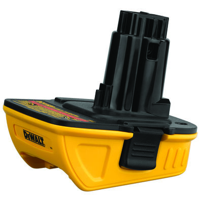 DeWalt Battery Adapter 18-20 volts For DeWalt 20V Max Tools