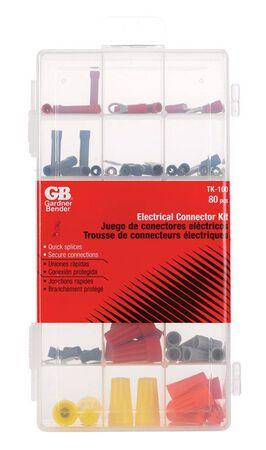 Wiregard Industrial Wire Connector 80 Vinyl Multicolored
