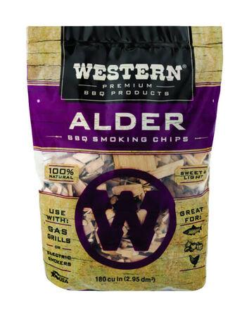 Western Alder Wood Smoking Chips 2 lb.
