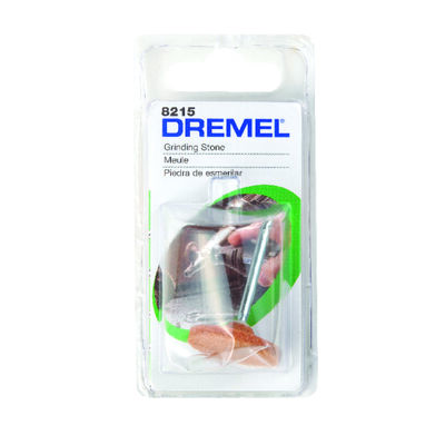 Dremel 1 in. Dia. Aluminum Oxide Grinding Stone