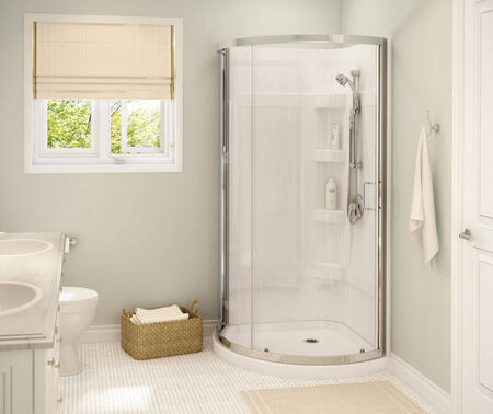 Shower Kit MAXX Cyrene with Door