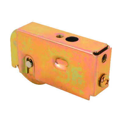 Prime-Line 1-1/2 in. Dia. Steel Roller Assembly 1