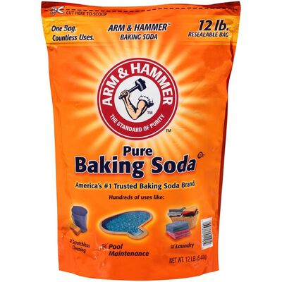 Arm & Hammer 12 lb. Pure Baking Soda
