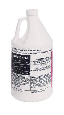 Transchem 1 gal. Muriatic Acid