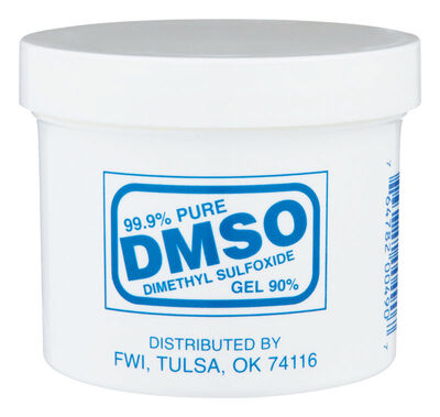 DMSO 4 oz. Anti-inflammatory Medicine For Horse