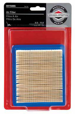Briggs & Stratton Small Engine Air Filter For 625-1575 Series 3.5-11 Gross HP/CV
