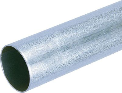 Allied Moulded 2 in. Dia. x 10 ft. L Electrical Conduit EMT Galvanized Steel