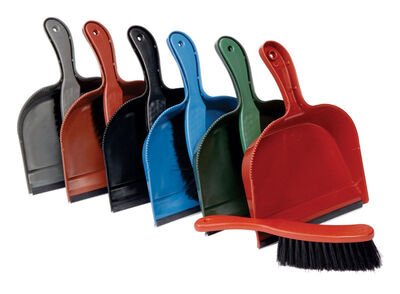 Good Old Values Dustpan and Brush Set