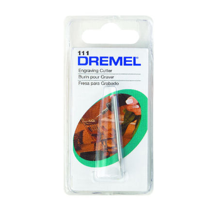 Dremel Steel Engraving Cutter 1 pk