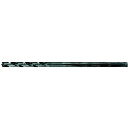 Irwin Aircraft Extension Aircraft Extension 1/2 in. Dia. x 12 in. L Black Oxide Split Point Dril
