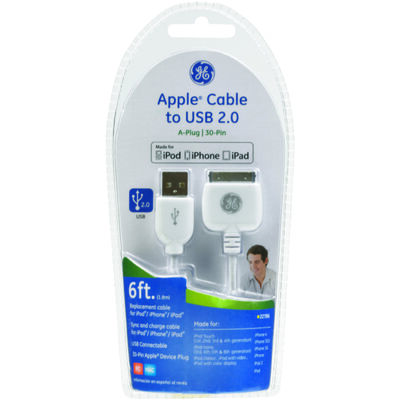 GE 1 iPod Cable