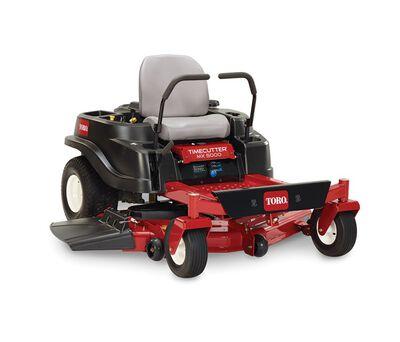 "Mower ZTR 50"" Zero Turn lawn mower"