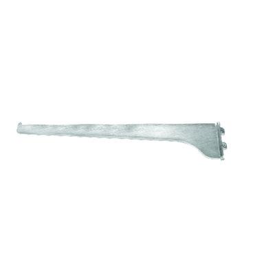 Knape & Vogt Steel Anochrome 16 Ga. Shelf Bracket 6 in. L