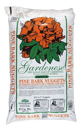 Gardenese Nuggets Pine Bark 2 cu. ft.