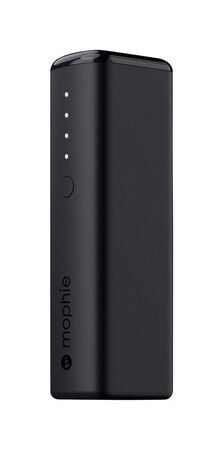mophie Zagg Black iPhone and Android Universal Power Boost Mini 9 in. L