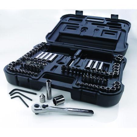 Craftsman 104 pc. 104 pc. Steel 35-1/4 Mechanics Tool Set