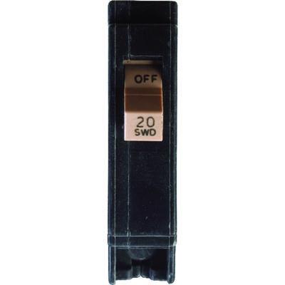Eaton Single Pole 20 amps Circuit Breaker