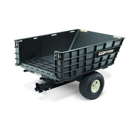 EZ Stow 10 cu. ft. Poly Dump Cart 800 cu. ft.