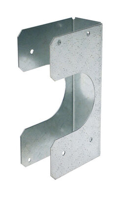 Simpson Strong-Tie Galvanized Steel Stud Shoe 16 Ga.