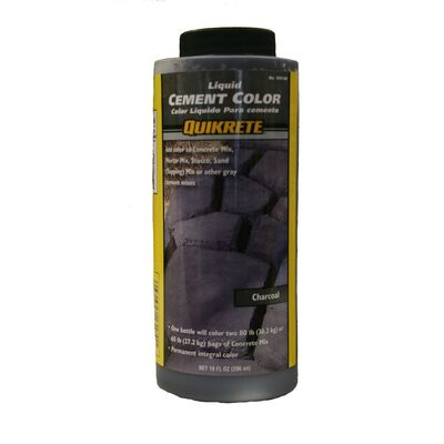 Quikrete 10 oz. Liquid Cement Color Gray