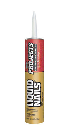 Liquid Nails Interior Projects Construction Adhesive 10 oz.