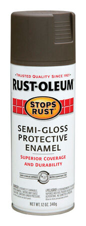 Rust-Oleum Stops Rust Anodized Bronze Gloss Protective Enamel Spray 12 oz.