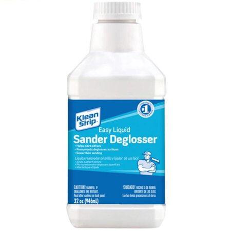 Klean Strip Liquid Sandpaper Sander Deglosser 1 qt.