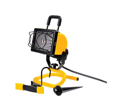 Designers Edge 250 watts Halogen Work Light