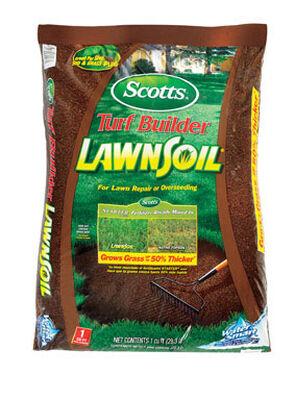 Scotts Turf Builder Lawn Soil Fertilizer Enriched