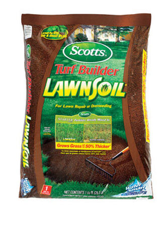 Scotts Turf Builder Lawn Soil Fertilizer Enriched
