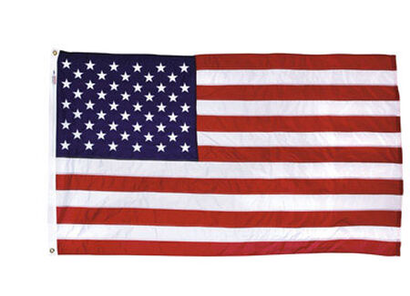 Valley Forge American Flag 4 ft. H x 6 ft. W