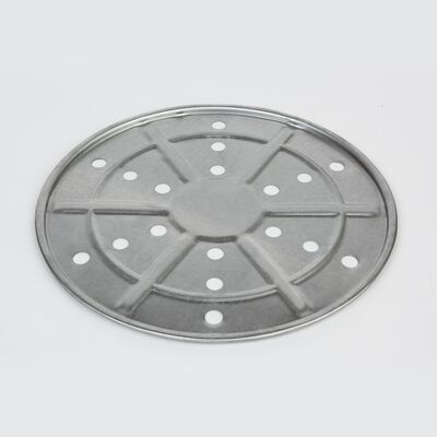 Old Smokey Plated Steel Bottom Charcoal Grate 22 in. W 19 in.