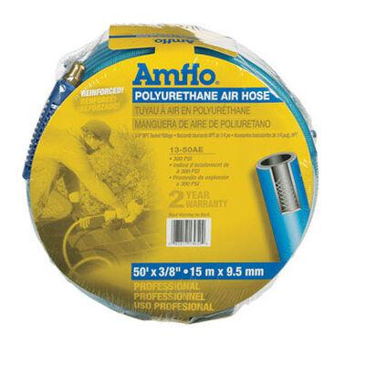 Amflo Polyurethane Air Hose 3/8 in. Dia. x 50 ft. L 300 psi