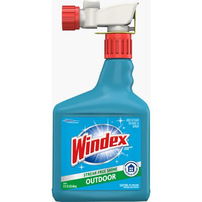 Windex 32 oz. Outdoor Glass Cleaner
