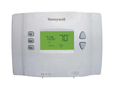 Honeywell 3-13/16 in. H x 1 in. W Digital Programmable Thermostat