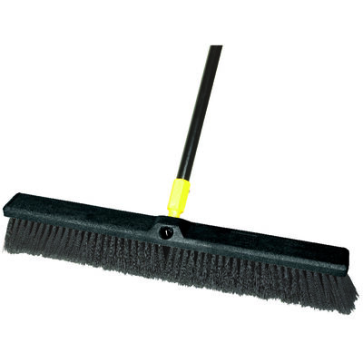 Ace Smooth Surface Push Broom 24 in. W x 60 in. L x 3 in. L