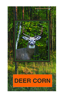 Deer Corn Whole Shelled