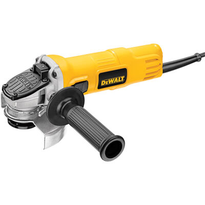 "4-1/2"" Small Angle Grinder with One-Touch(TM) Guard"