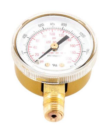 Forney Welding Pressure Gauge