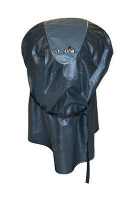 Char-Broil Grill Cover 38 in. H x 26 in. W x 25 in. D Fits Patio Bistro's both gas and electric