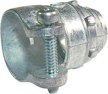 Sigma 3/8 in. Dia. Zinc Squeeze Connector