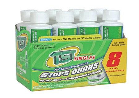 Camco TST Singles RV Toilet Treatment 4 oz. 8 pk