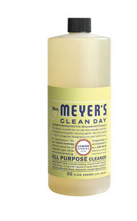 Mrs. Meyer's Clean Day Geranium Scent Multi-Surface Concentrate Cleaner 32 oz. Liquid For Hard a