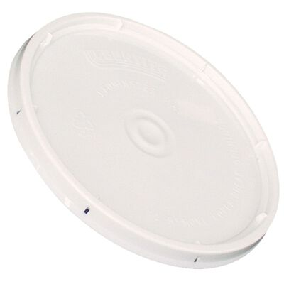 Leaktite Plastic Lid 2 gal. White